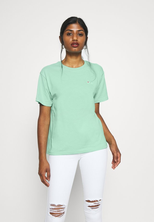 EARA TEE - Basic T-shirt - beach glass