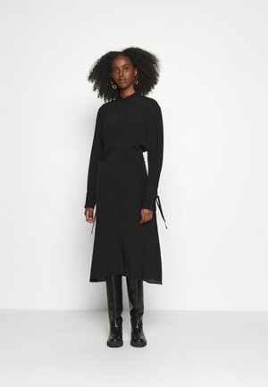 DRIANA - Shirt dress - black