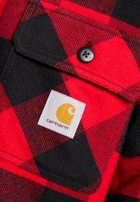 Carhartt WIP - MERTON SHIRT  - Allvädersjacka - cardinal - 5