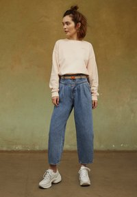Levi's® - 80'S BALLOON LEG - Vaqueros boyfriend - light-blue denim - 4