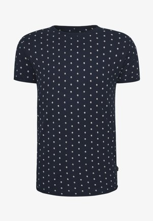 LORIENT - T-shirt con stampa - navy