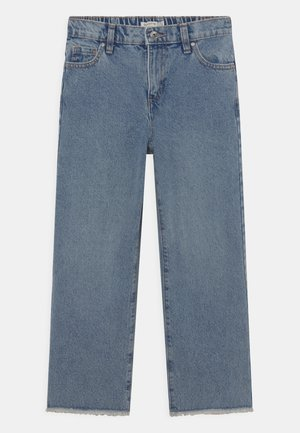TEEN COULOTTE - Jeans relaxed fit - faded denim