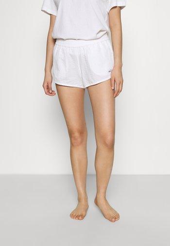 BEACH CLUB  - Bikini bottoms - classic white