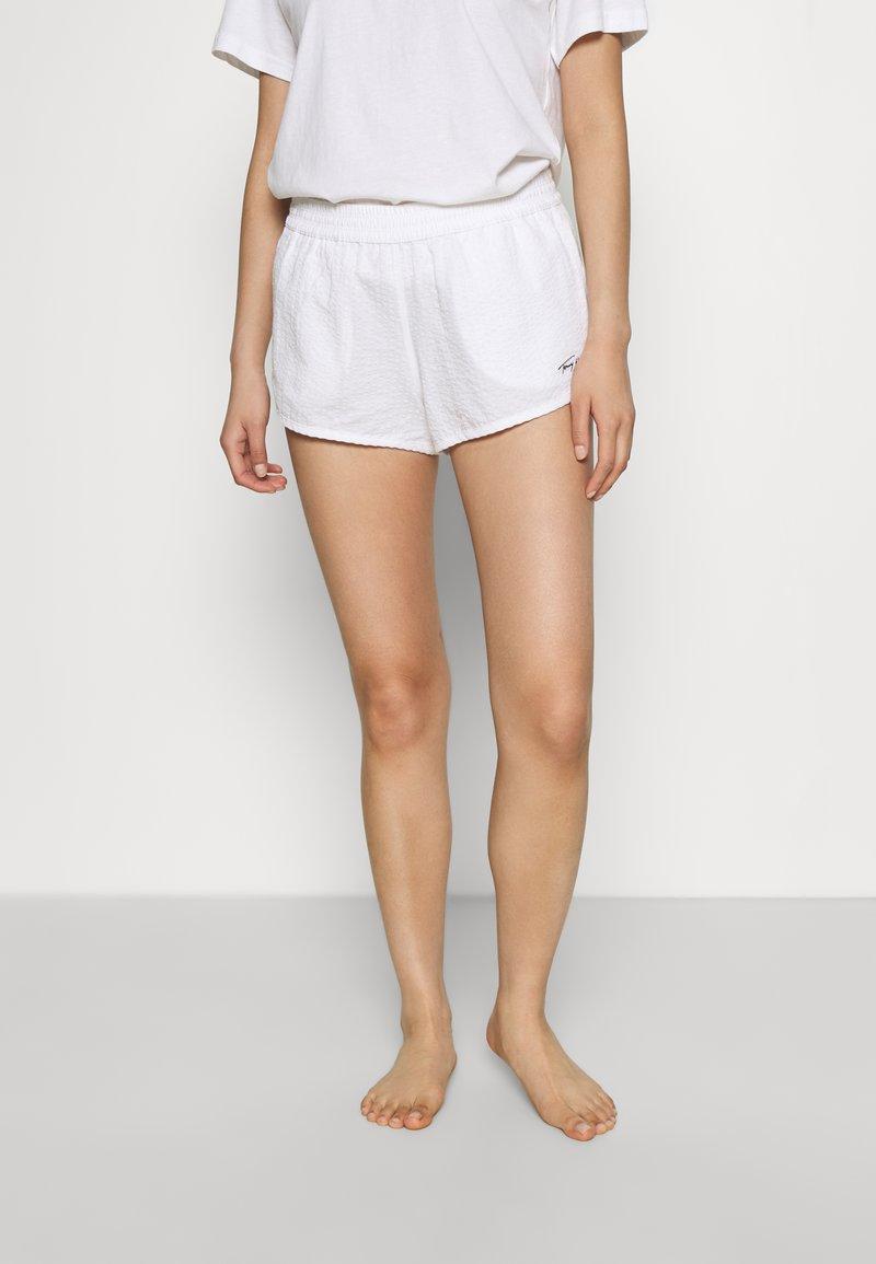 Tommy Hilfiger - BEACH CLUB  - Bas de bikini - classic white