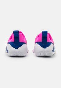 adidas Performance - RAPIDAZEN UNISEX - Kuntoilukengät - screaming pink/team royal blue/footwear white - 2