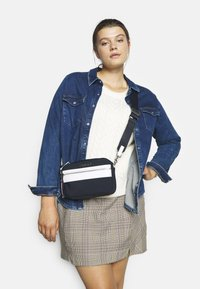 Tommy Hilfiger - CROSSOVER - Across body bag - blue - 1