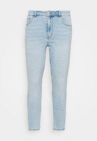 ONLY Carmakoma - CARRICA LIFE - Jeans Skinny Fit - light blue denim - 3