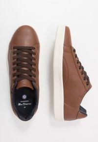 Ben Sherman - STORM - Sneakers laag - tan - 1