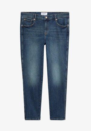 MARLENE - Straight leg jeans - dunkelblau vintage