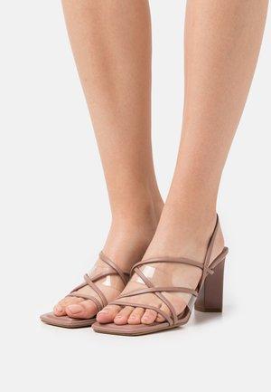JENNIFER - Sandals - other grey