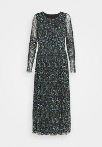 Bruuns Bazaar - ETOILE ICONIC DRESS - Maxi dress - dark blue - 0
