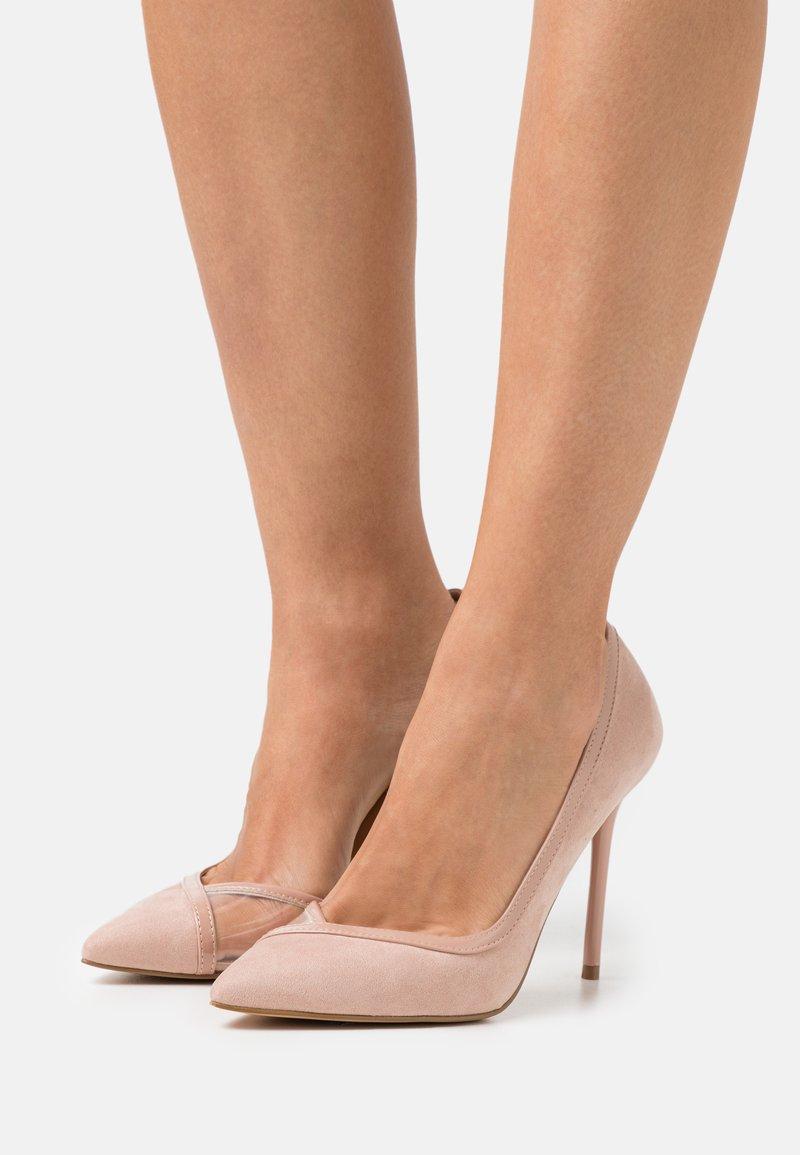 Even&Odd - Zapatos altos - light pink