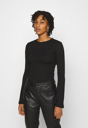 PERFECT - Long sleeved top - black