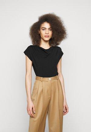 MULTID - Basic T-shirt - schwarz