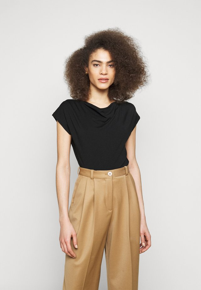 MULTID - T-shirt basic - schwarz