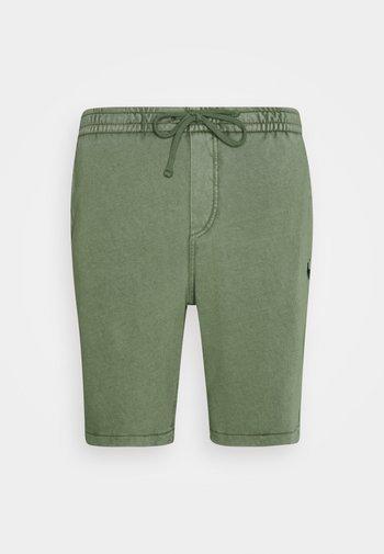 TERRY - Pantalon de survêtement - green