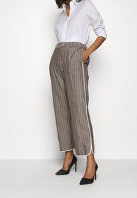 Mos Mosh - SALLY PANT - Kalhoty - sassafras - 0