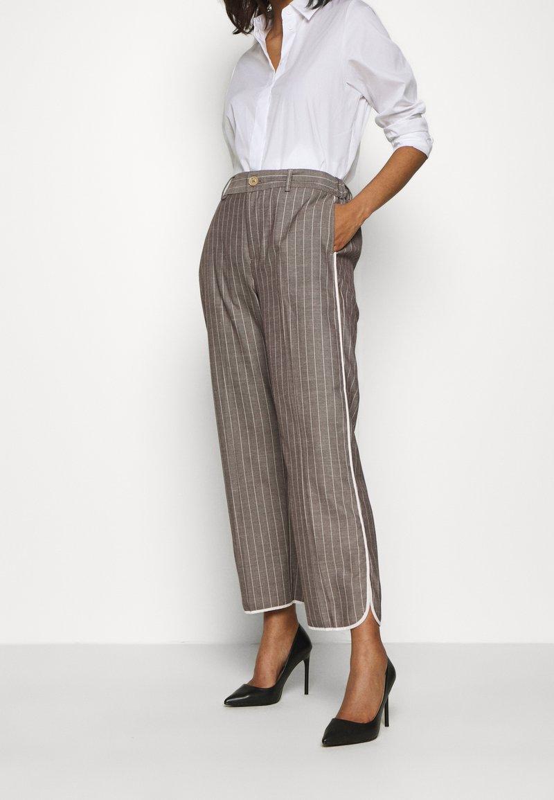 Mos Mosh - SALLY PANT - Kalhoty - sassafras