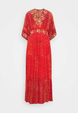 PORTLAND - Długa sukienka - red