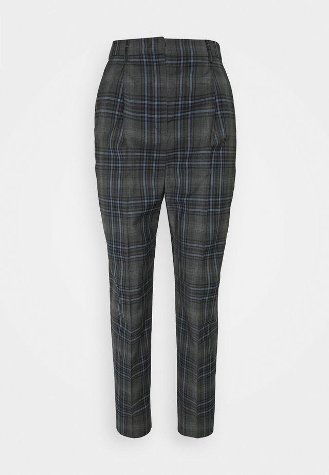 CERTEZZA - Spodnie materiałowe - grey