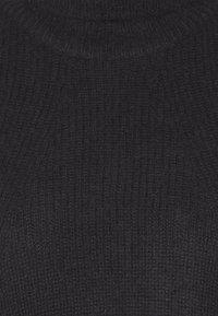 Bruuns Bazaar - PARISA AIDEEN - T-shirt med print - black - 2