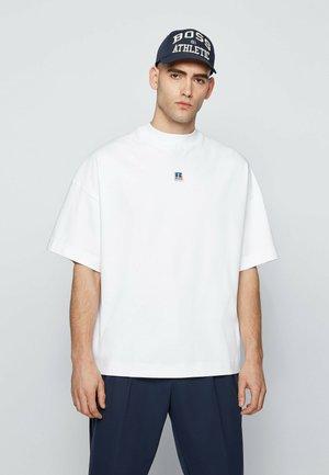 T BOX - T-shirt - bas - white