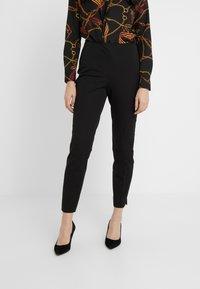 Polo Ralph Lauren - SLIM LEG PANT - Leggings - Trousers - black - 0