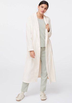 KUSCHELIG WARMER - Dressing gown - beige