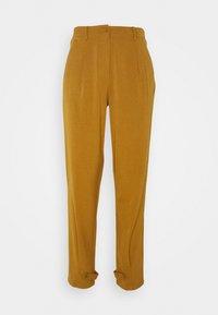 Nümph - NUMELISANDE PANT - Trousers - bronze - 0