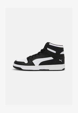 REBOUND LAYUP UNISEX - Zapatillas altas - black/white