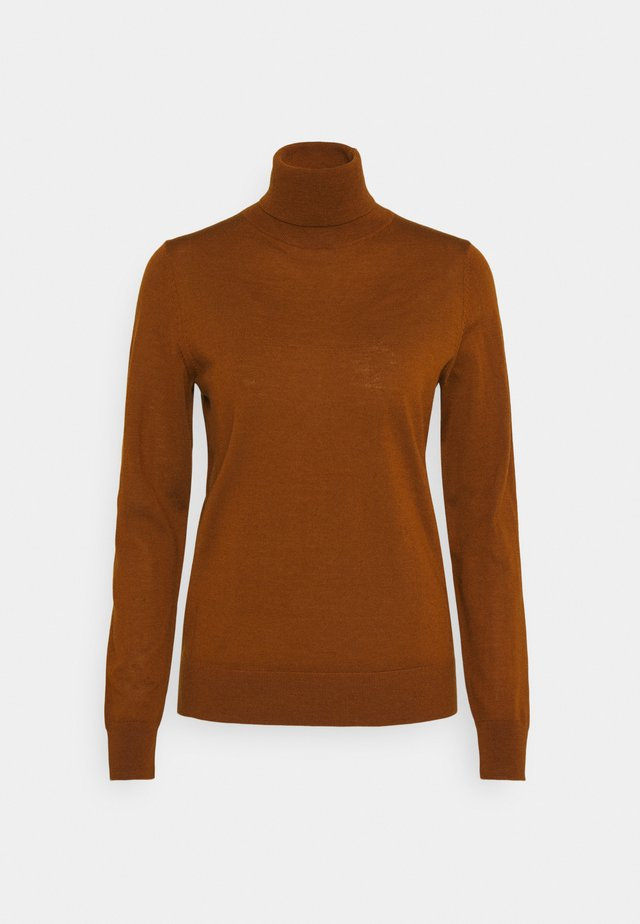 SEDELLY - Sweter - rust/copper