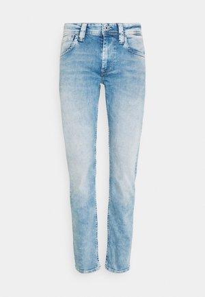 CASH - Džíny Slim Fit - light blue denim