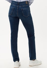 BRAX - STYLE MARY - Slim fit jeans - used dark blue - 2