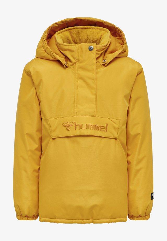 HMLCOZY JACKET - Winter jacket - autumn blaze