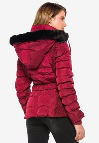 Cipo & Baxx - Winter jacket - burgundy - 5