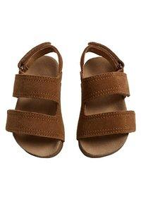Mango - Baby shoes - marron moyen - 1