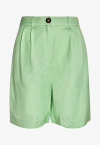 EDITED - JOANIE BERMUDA - Shorts - cameo green - 3
