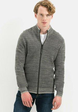 IN REGULAR FIT - Cardigan - stone grey
