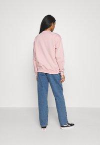 Dickies - OAKPORT HIGH NECK - Sweatshirt - light pink - 2