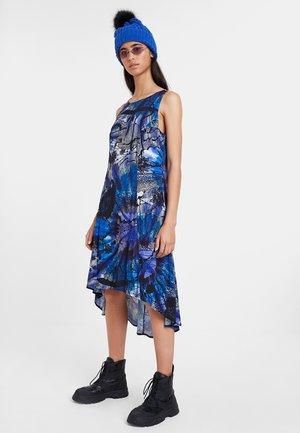 NORA - Day dress - blue