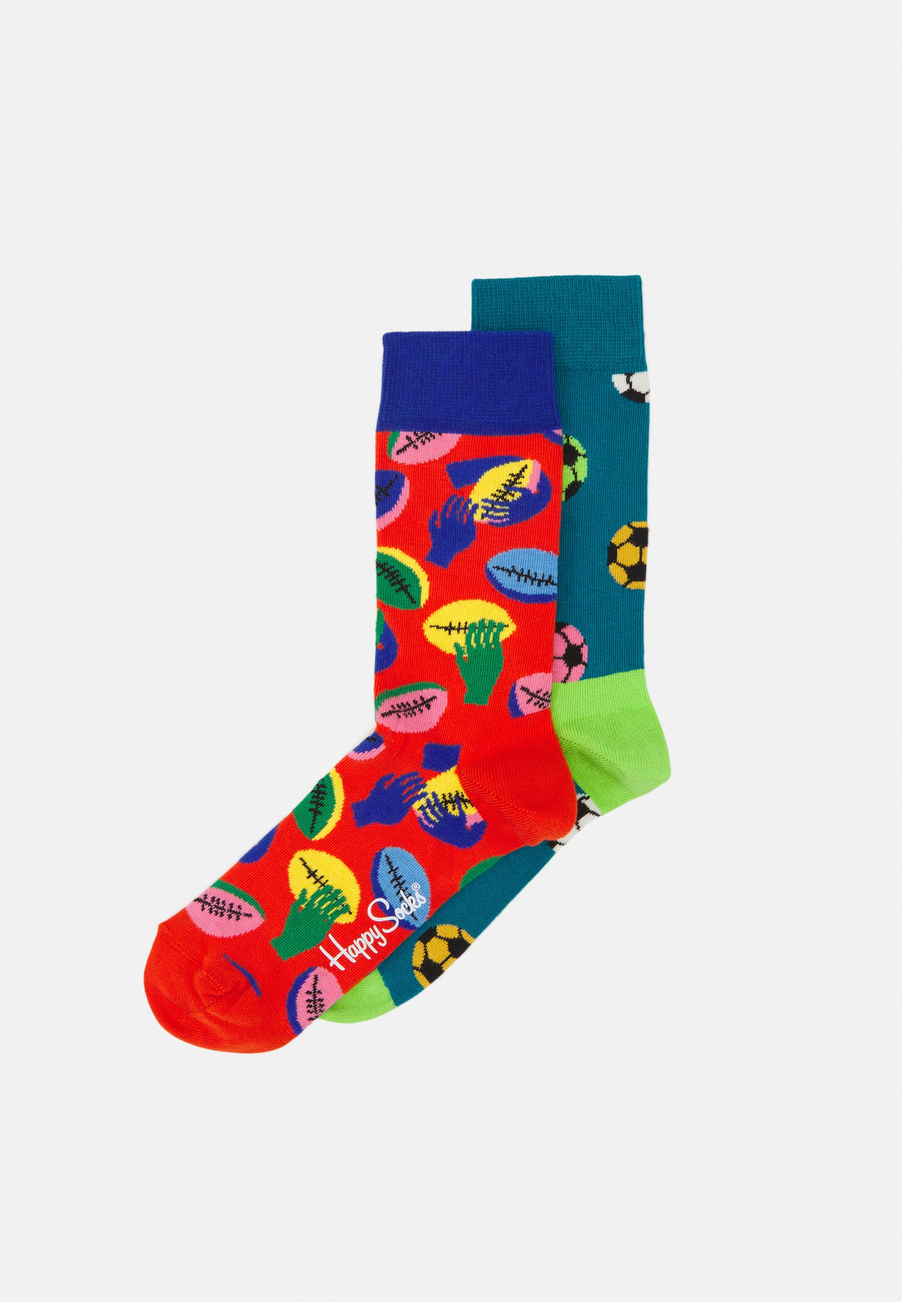 Mujer SOCCER SOCK RUGBY SOCK 2 PACK UNISEX - Calcetines