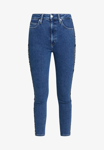 010 HIGH RISE SKINNY ANKLE