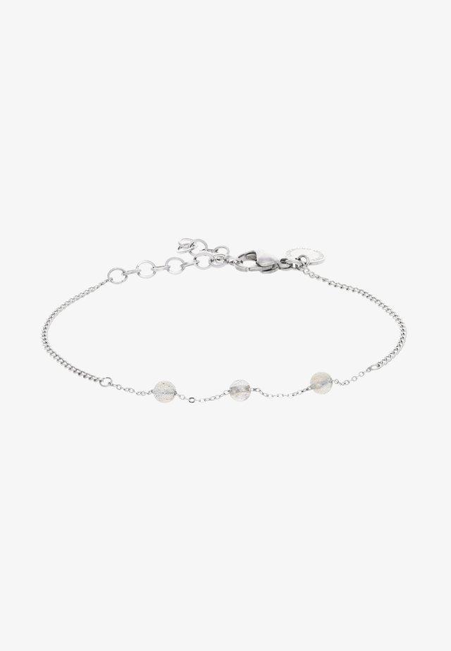 ARMKETTCHEN EDELSTAHL 20 CM - Bracelet - silver-coloured