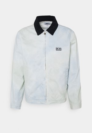TIE DYE WORK - Veste légère - good grey multi