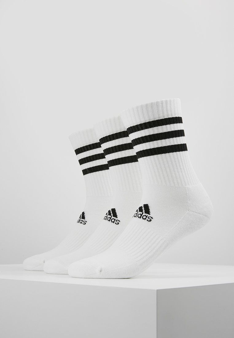 adidas Performance - 3 PACK - Calcetines de deporte - white