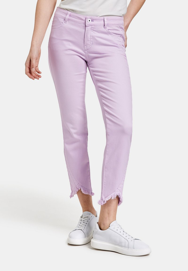 Taifun - Jeans Skinny Fit - lavender