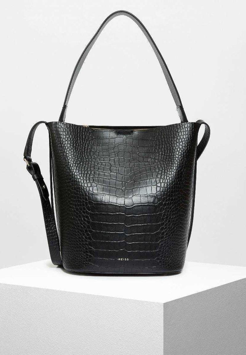 Reiss - Tote bag - black