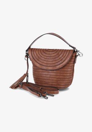 DALIA - Handbag - braun