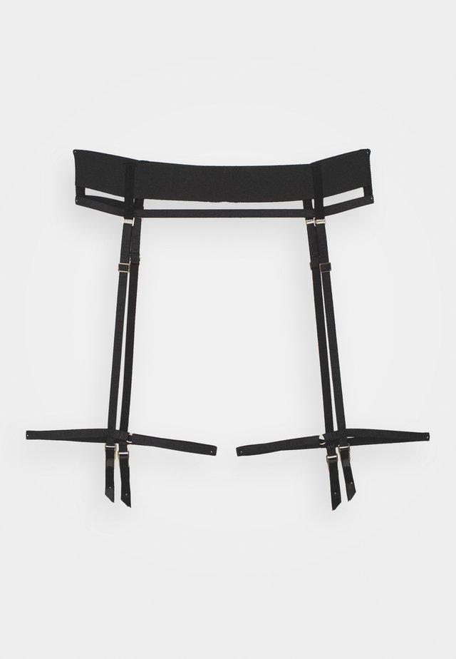HALE SUSPENDER - Suspenders - black