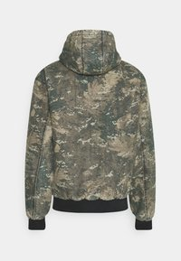 Carhartt WIP - ACTIVE JACKET DEARBORN - Light jacket - olive - 1